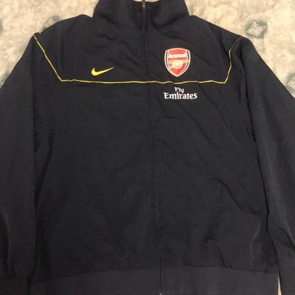 074162c7db NIKE Arsenal Windbreaker(No hoodie). M 5aba4abda825a6cf9f9360d8
